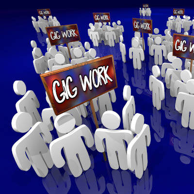 Explaining Gig Workers