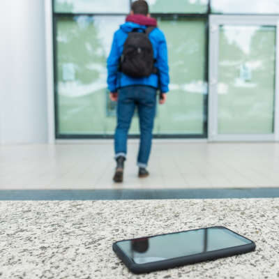 Tip of the Week: What to Do Before You Lose Your Mobile Device
