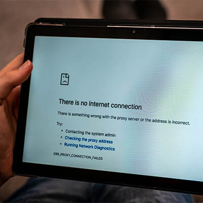 The Internet Isn't So Accessible to Everyone